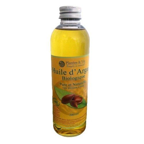 Huile d'Argan Biologique Pure 100 ml